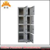 Module commercial de vêtements d'acier de porte en métal 8 de meubles