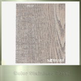 Produit en bois d'acier inoxydable de tôle d'acier des graines de 304 couleurs