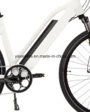 알루미늄 변죽 바퀴를 가진 OEM에 의하여 주문을 받아서 만들어지는 네덜란드 E 자전거