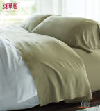 Reeksen Bedsheet van de Vezel van het bamboe de Zachte en Comfortabele