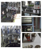 LPG 카트리지를 위한 자동적인 연무질 충전물 기계