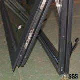 Qualitäts-Puder-überzogenes Aluminiumprofil-Markisen-Fenster, Aluminiumfenster, Aluminiumfenster, Fenster K05001