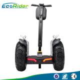 2つの車輪の電気スクーター4000ワットのSamsungのリチウム1266wh 72V電気一人乗り二輪馬車によって使用されるゴルフカート