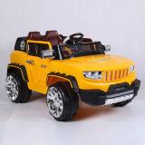 Дистанционное управление электрического автомобиля малышей, езда на автомобиле
