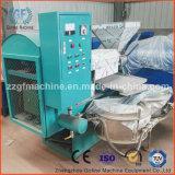 Máquina pequena da imprensa de petróleo do parafuso