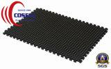 Blockierende Gummic$multi-matte für Werkstatt-Küche-Fabrik