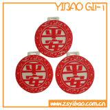 Medaglia in lega di zinco a buon mercato personalizzata all'ingrosso per il ricordo (YB-m-001)