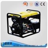 Mini-Watt 8kw Fabrik-Preis-Benzin-Generator-Set mit Rad