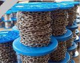 Catena a maglia saldata di sollevamento dell'acciaio legato del fornitore G80 della Cina