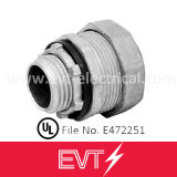 UL Listed Zinc Die Cast Liquid Tight Conduit Connector pour