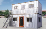 Buon Quaility Double Story Container House Made in Cina