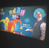 Логос продуктов подвижной СИД Китая самый лучший продавая рекламируя напольный репроектор