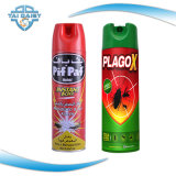 Брызг пестицида аэрозоля высокого качества с подгонянной бутылкой