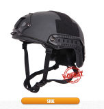 Nij ha certificato il colore veloce del nero del casco