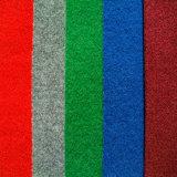 Tapijt van de Tentoonstelling van het Fluweel van de polyester het Rode Duidelijke