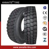 Neumático pesado del omnibus del acoplado con alta calidad de Distributor245/70r17.5