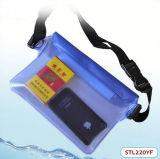 Sac imperméable à l'eau bon marché de taille pour la natation