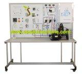 Apparatuur van de Opleiding van de Ijskast van het Laboratorium van de Trainer van de Koeling van de stoomwolk de Mechanische