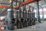 Api 600 Wedge Gate Valves con Gear Operation