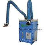 Extração móvel grande da limpeza e das emanações da poeira da soldadura do volume de ar