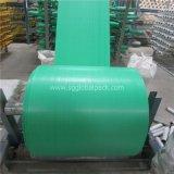 Il prodotto tubolare intessuto pp verde con lo SGS ha certificato