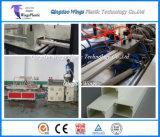 Plastik-Belüftung-KabelTrunking, der Profil-Strangpresßling-Zeile der Maschinen-/Kurbelgehäuse-Belüftung bildet