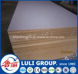 MDF laminado de doble cara de 18mm