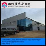 Taller de Estructura de Acero Industrial (SS-18)