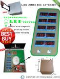 Espectrorradiómetro para la lámpara CFL (probador del LED de la lámpara para la prueba del lumen)
