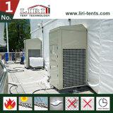 Condizionamento d'aria esterno che tratta la tenda esterna commerciale di evento dell'unità