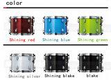 Conjunto del tambor del jazz del PVC de la pintura de los instrumentos de música de la percusión 5PCS