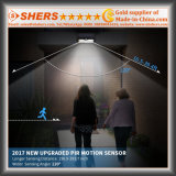 60 LED (SH-2610)를 가진 태양 운동 측정기 벽 빛