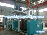 Máquina de molde de sopro do sopro do tanque de água do ar do HDPE com 3 camadas