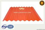 Le toit en plastique ondulé clair lambrisse le prix par feuille