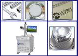 Macchina della marcatura del laser della fibra per i generi di metalli, 50W