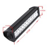 LED Car Driving Light Bar imperméable à l'eau 72W
