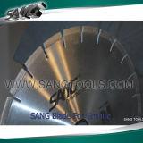 Лезвия диаманта для известняка мрамора гранита (SG-042)
