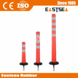 avec Spin Facile en Plastique Orange Ultra Durable Post Road Flexible