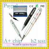高品質のペンの形USBのフラッシュ駆動機構(GC-P017)