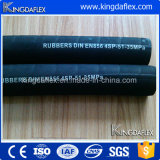 En856 4sh 4sp Hochdruckschlauch-flexibler Gummihochtemperaturschlauch