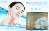 Máscara facial de cristal do colagénio de Pilaten da alta qualidade que Whitening a máscara protetora de minimização hidratando do Pore