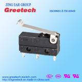 UL, ENEC keurde de Verzegelde Mini Micro- Schakelaar 5A 125/250VAC van de Schakelaar goed