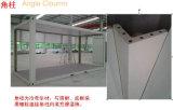 Camera pronta del contenitore della struttura d'acciaio