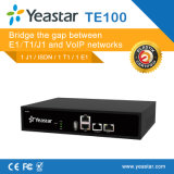 Uma passagem portuária do Pri VoIP E1/T1/J1 (NeoGate TE100)
