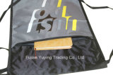 Sac de cordon en nylon polyester 210d avec impression personnalisée
