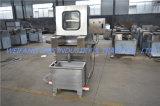 Machine saline d'injecteur de haute performance automatique pour le traitement de viande
