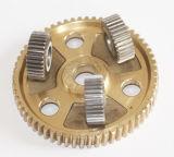 Engrenagem de bronze da alta qualidade para a transmissão, engrenagem e eixo planetários/transmissão/engrenagem do acionador de partida