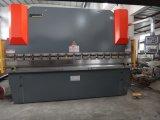 """Máquina de dobra do metal de folha do freio WC67Y-160T/3200.3200mm da imprensa hidráulica de 160T de """"AccurL """" do Tipo de INT'L, máquina de dobra hidráulica WC67Y-160T/3200 da placa"""