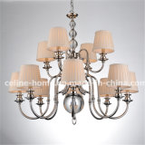 Chandelier moderno Crystal Lighting Lamp con The LED Light Bulb (SL2010-6)