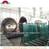vidrio laminado claro o coloreado de 6.38-42.3m m de la seguridad